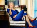 """Tranh vẽ cựu Tổng thống Bill Clinton xuất hiện trong nhà """"tỷ phú ấu dâm"""" Mỹ"""