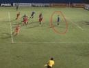 HA Gia Lai phản ứng trọng tài vì bàn thắng gây tranh cãi ở sân Bình Dương
