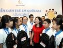 Đại diện của 26 triệu trẻ em bày tỏ quan điểm tại Hà Nội