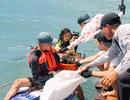 Đà Nẵng: Lần đầu tiên ra quân dọn rác dưới đáy biển