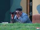 Ông Kim Jong-un đích thân chỉ đạo Triều Tiên thử tên lửa lần 6 trong hơn 3 tuần