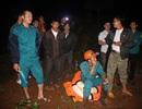 Hàng trăm người tham gia tìm kiếm 3 thanh niên bị nước cuốn mất tích