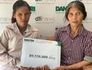Cậu bé mồ côi cùng ông bà ngoại sống trong căn nhà sắp sập được bạn đọc giúp đỡ gần 90 triệu đồng