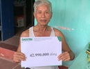 Bạn đọc giúp đỡ cô bé 10 tuổi viết thư tha thiết tìm mẹ số tiền hơn 43 triệu đồng