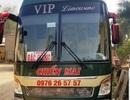 Phát hiện lô xe khách ở Điện Biên làm giả số khung, số máy