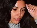 """Kim Kardashian bất ngờ để mặt """"mộc"""" ra phố"""