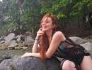 Lindsay Lohan tạo dáng như nàng tiên cá