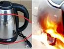 Dùng ấm siêu tốc theo những cách này sẽ gây ra nguy hiểm khôn lường