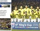 Rộ tin đội tuyển Thái Lan mời Brazil đá giao hữu