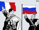 Nga - Pháp: Phía nâng tầm, bên tăng thế