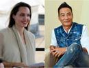Nhậm Đạt Hoa cảm động vì nhận được tin nhắn thăm hỏi của Angelina Jolie