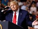 Ông Trump tuyên bố sẵn sàng đương đầu với Trung Quốc