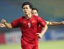 Công Phượng hay Văn Toàn sẽ đá chính ở cuộc đấu với Thái Lan?