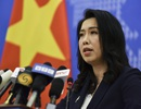 Việt Nam bác bỏ phát ngôn của Trung Quốc về chủ quyền tại bãi Tư Chính