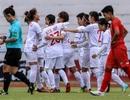 Đội tuyển nữ Việt Nam gặp Philippines tại bán kết giải bóng đá nữ Đông Nam Á