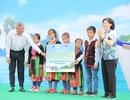 Quảng Ninh đón nhận trường mới và hơn 71.000 ly sữa từ Quỹ sữa Vươn cao Việt Nam.