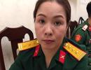 """Hà Nội: Bắt """"nữ quái"""" giả danh Thượng tá quân đội lừa đảo"""