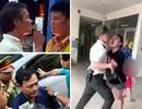 Chuyện sản phụ mất con bên vệ đường và nữ công an gây rối ở sân bay