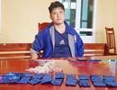 Bắt đối tượng vượt biên vận chuyển hơn 5.000 viên ma túy tổng hợp