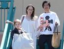 Angelina Jolie ra phố cùng Pax Thiên và Shiloh