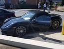 Chủ xe Porsche bị bắt vì trò nghịch dại doạ xe có bom