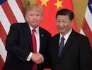 """Tổng thống Trump khen ông Tập Cận Bình giữa lúc """"căng như dây đàn"""""""