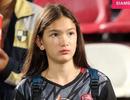 """Em gái thủ môn Đặng Văn Lâm được báo Thái Lan khen """"dễ thương"""""""