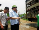 """Giám đốc Sở nông nghiệp Thanh Hóa """"đột kích"""" cơ sở giết mổ lợn giữa thành phố"""