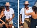 Khoảnh khắc ngọt ngào của Victoria Beckham bên chồng