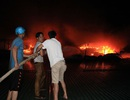 315 vụ cháy xảy ra trên toàn quốc trong tháng 8