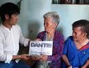 Bạn đọc Dân trí tiếp tục giúp đỡ vợ chồng già 40 năm nuôi con nhiễm chất độc da cam