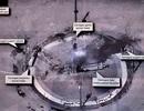 Ông Trump gây tranh cãi khi đăng ảnh chụp bãi phóng tên lửa Iran