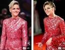 Kristen Stewart nữ tính bất ngờ