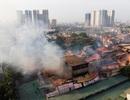 Chưa phát hiện nồng độ thủy ngân sau vụ cháy Công ty Rạng Đông