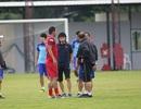 HLV Park Hang Seo gặp riêng Anh Đức, Văn Lâm tự tin đấu Thái Lan