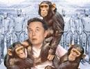 """Elon Musk: """"AI sẽ sớm khiến chúng ta trông giống như những con khỉ"""""""