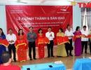TNG Holdings Vietnam khánh thành hai trường tiểu học ở Hương Sơn, Hà Tĩnh