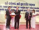 Hội đồng Giáo sư Nhà nước khôi phục chức danh Phó Giáo sư cho ông Hoàng Xuân Quế