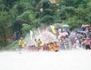 Quảng Bình: Rộn ràng lễ hội đua thuyền truyền thống ngày Tết Độc lập