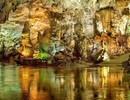 Nước dâng cao, Phong Nha – Kẻ Bàng phải tạm dừng đón khách