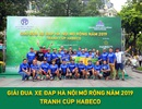 Hà Nội rực rỡ chào đón Giải đua xe đạp Hà Nội mở rộng 2019 tranh cúp Habeco