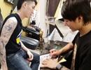 Thợ tattoo, người chia sẻ những thông điệp nghệ thuật