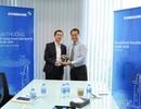 Eximbank vinh dự nhận giải thưởng chất lượng thanh toán Quốc tế xuất sắc của Wells Fargo