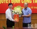 Luân chuyển, bổ nhiệm nhiều vị trí lãnh đạo tại tỉnh Bắc Giang