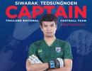 HLV Akira Nishino chọn thủ môn của Buriram làm đội trưởng tuyển Thái Lan