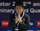"""HLV Akira Nishino: """"Thái Lan chịu nhiều áp lực, nhưng sẽ thắng tuyển Việt Nam"""""""