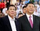 """Ông Duterte bị chỉ trích """"hời hợt"""" khi nêu phán quyết Biển Đông với ông Tập Cận Bình"""