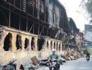 Vụ cháy Công ty Rạng Đông: Hiện trường vẫn ngổn ngang vật liệu nguy hiểm
