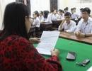 Hà Tĩnh: Mưa lớn, nhiều trường khai giảng ngay trong lớp học
