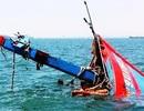 Chìm tàu cá, 6 người chết và mất tích